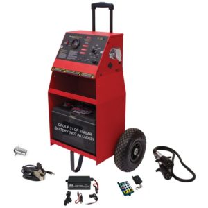 mobile universal trailer light tester