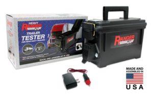 trailer light tester box